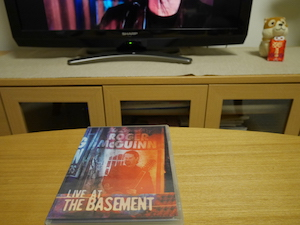 『Live At The Basement』 by Roger McGuinn