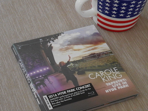 『Tapestry: Live In Hyde Park』 by Carole King