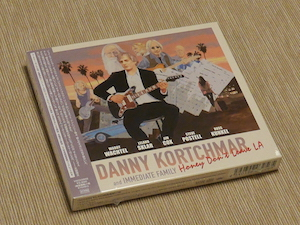 『Honey Dont Leave LA』 by Danny Kortchmar & Immediate Family