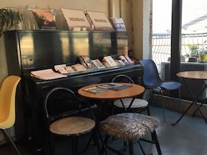 Cafe Goatee