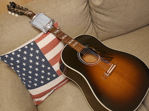 Gibson Woody Guthrie Southern Jumbo