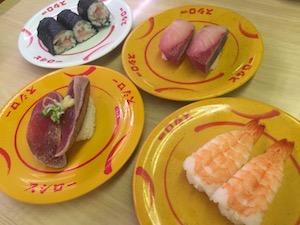 スシロー東神奈川店