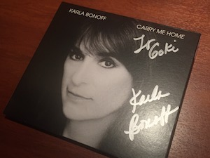 『Carry Me Home』 by Karla Bonoff