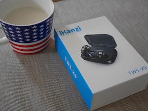 iKanzi TWS-X9