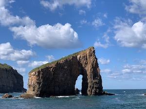 マンモス岩
