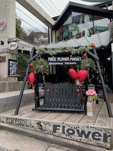 Peace Flower Market