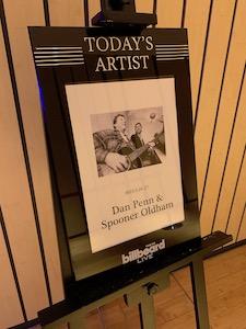 Dann Pen & Spooner Oldham @ ビルボードライブ東京