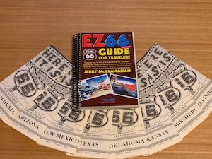 「Route 66: EZ66 Guide For Travelers - 4th Edition」