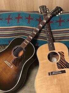 Gibson Woody Guthrie Southern Jumbo & J-35
