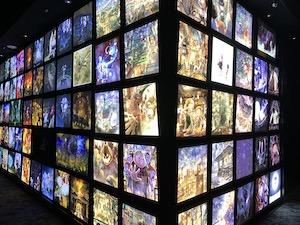 「にしのあきひろ 光る絵本展 in 東京タワー」