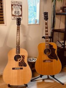 Gibson J-35 & Sheryl Crow Country Western