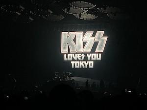 KISS @ 東京ドーム