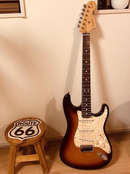 Fender Bonnie Raitt Signature Stratocaster