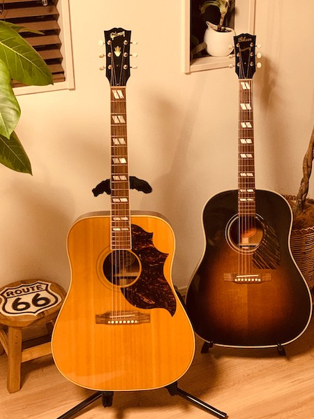 Gibson Sheryl Crow Country Western & Woody Guthrie Southern Jumbo