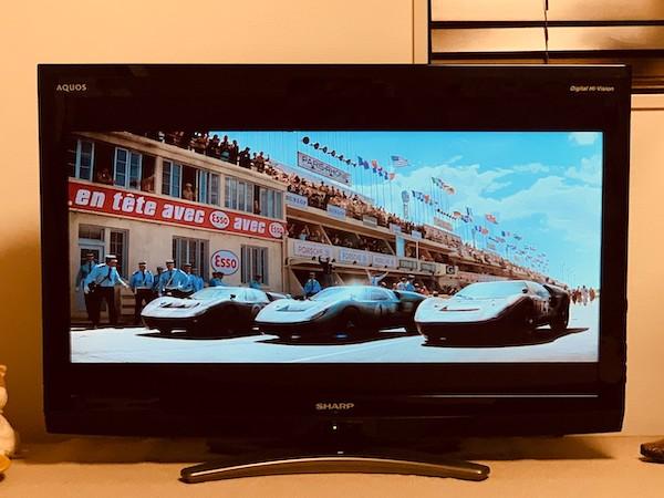 「フォード vs フェラーリ」