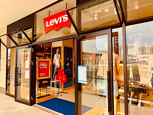Levi's アウトレットストア