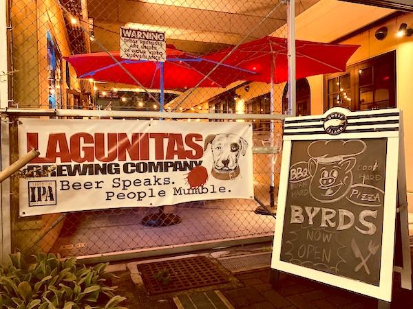 Byrd's Pizza & Ribs
