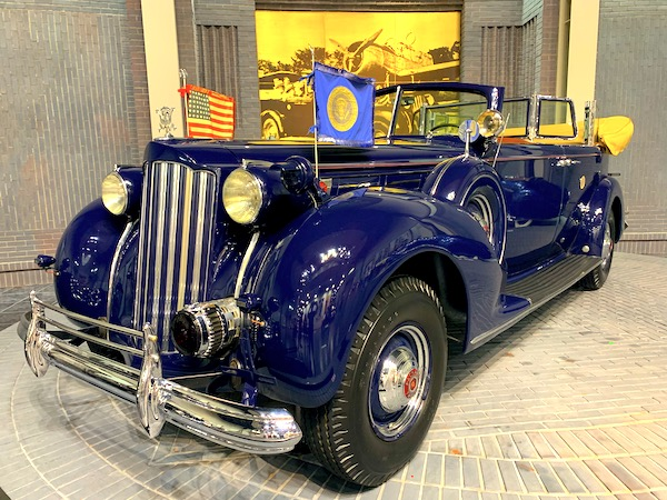 Packard Twelve (President Roosevelt's Car)