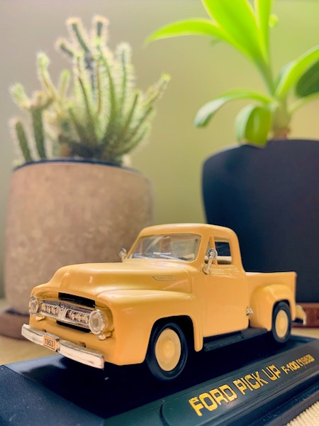 Ford Pick-up F-100 1953