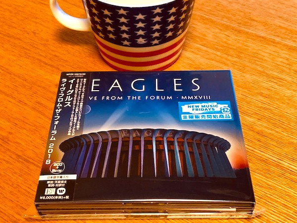 『Live From The Forum MMXVIII』 by Eagles
