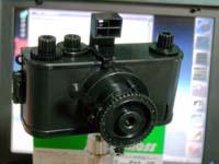 大人の科学付録カメラ