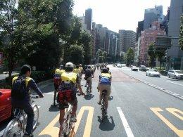 東京シティサイクリング