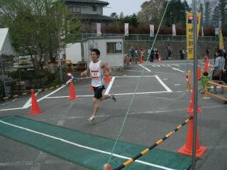 天竜峡のマラソン大会6