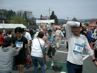 天竜峡のマラソン大会7