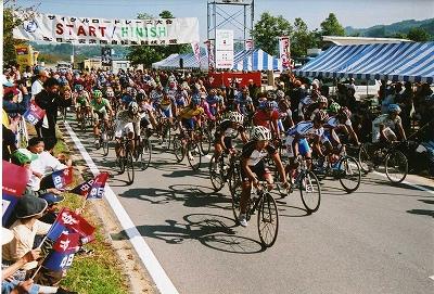 全日本実業団サイクルロードレースin飯田