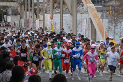 2007天竜峡温泉健康マラソン大会