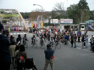 天龍峡マラソン大会2008