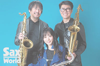 SAX WORLD 12