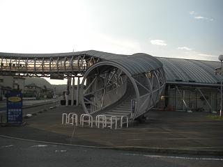 銀河の駅 外観