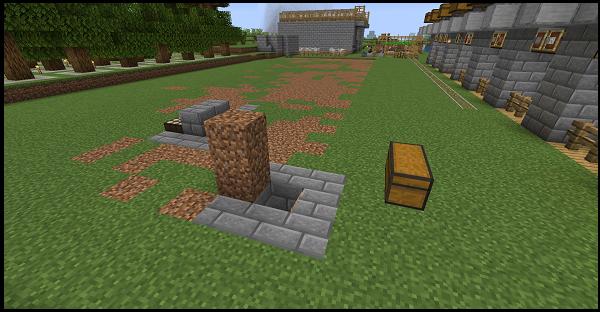 丸石 製造 マイクラ