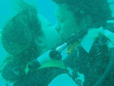 2014年8月14日 テレビ朝日モーニングバードで放送された沖縄ダイビング「大人の沖縄旅」
