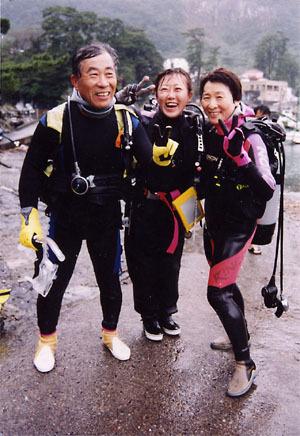 沖縄那覇市未経験者向け専門マリンスポーツダイビング初めてでも泳げなくても安心