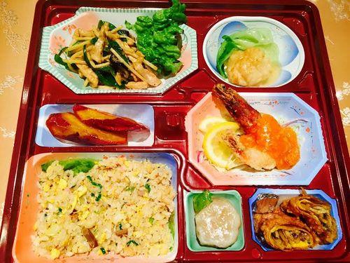 京都市嵯峨嵐山向日市オススメ人気中華料理店の豪華お弁当オードブルお持ち帰りテイクアウト