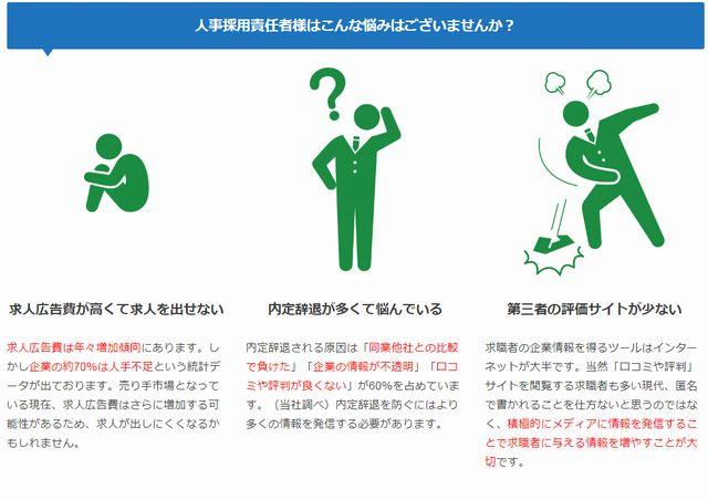 新卒第二新卒就職転職者向け求人情報サイトjobapiジョブアピ企業求人掲載利用者利用した感想評判