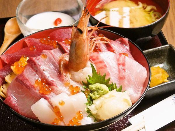 文京区湯島駅不忍池周辺漁港直送激安絶品海鮮ランチ美味しい魚介類が安く食べられる話題の店飲み屋