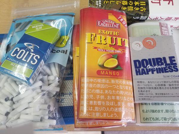 エコーわかばまとめ買い美味しい安い香りが良いタバコ山梨県甲府市予約できる店