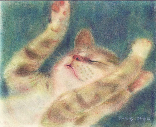 ねむり猫バンザイ