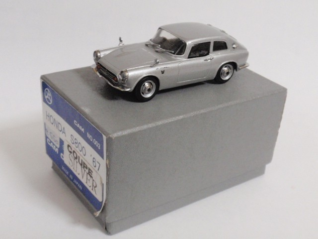 CAM No.003 Honda S800 Coupe