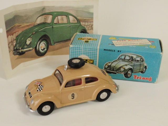 SPOT-ON No.195 Volkswagen 1200 Rallye