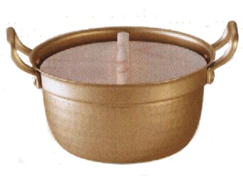 ホクアプロ蓚酸段付鍋ミニ