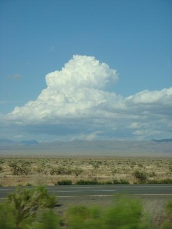 天空の城ラピュターみたいな雲^^