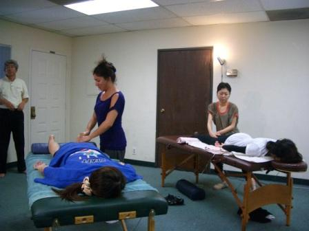 SPORTS MASSAGE EXAM