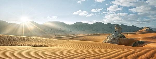 ゴビ砂漠ー2