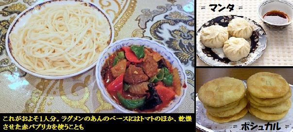 ウイグル料理ー4