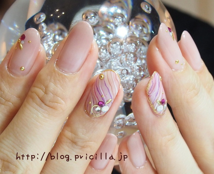 ART NAIL SALON プリシラ