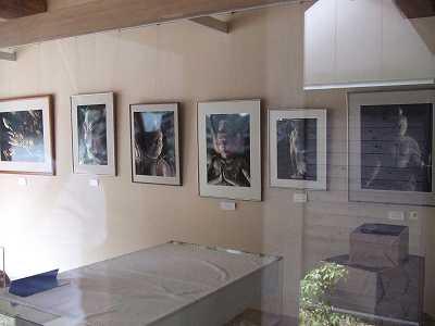 飛鳥園ギャラリー